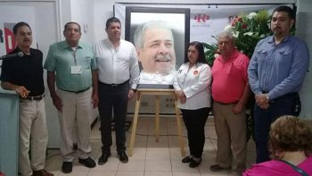 Conmemora PRI VIII aniversario luctuoso de Rodolfo Torre Cantú