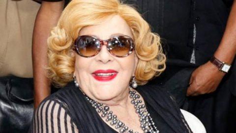 Silvia Pinal no quiere ver su serie biográfica