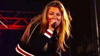 Critican a Amaia Montero por cantar supuestamente ebria