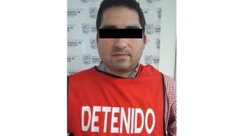 Detienen a Biasi, ex secretario de Sedesol en Matamoros