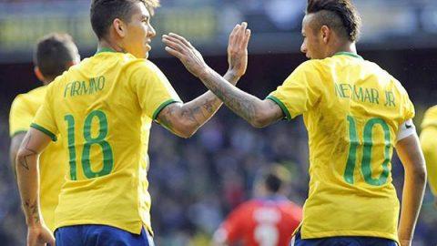 Brasil, la favorita en las apuestas de Rusia 2018