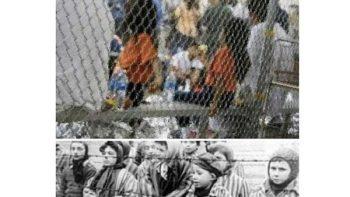 Centros de Detención de Estados Unidos a lista de campos de concentración