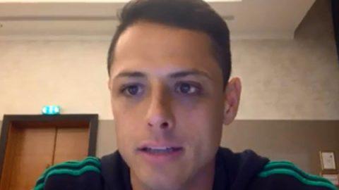 No hubo escorts en la fiesta, dice Javier Hernández 'Chicharito'