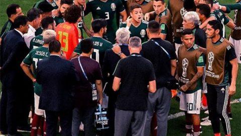 Reaccionan los jugadores de Selección Mexicana en redes sociales