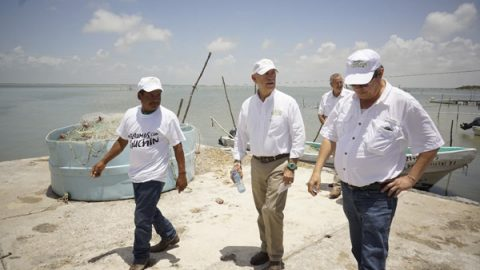 Mercado de mariscos en Matamoros será moderno: 'Chuchín'
