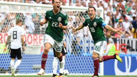 SSN rechaza registro de sismo después de gol de 'Chucky' Lozano