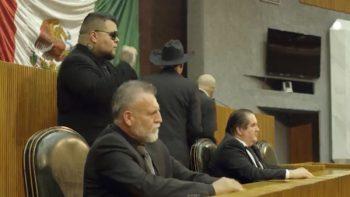 Mal usan Congreso para sátira de 'Maderito'; habrá denuncia penal