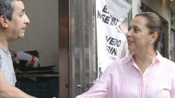Policías mejor capacitados, planea Cristina Díaz