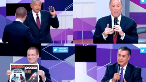 Tercer debate romperá récord de audiencia