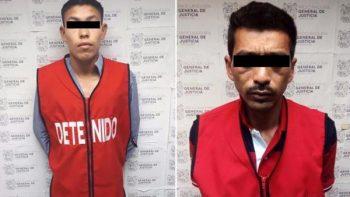 Detienen a banda que robaba con violencia autos en Tamaulipas