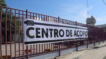 Instala DIF NL centro de acopio para hermanos guatemaltecos