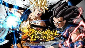 Saiyajins y peleas en tu móvil con Dragon Ball Legends