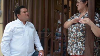 Regresará Epigmenio Garza 'Meño'  para cumplir promesas de campaña