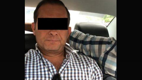 Detienen a ex fiscal de Veracruz en la CDMX