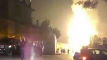 Explotan tres pipas de gas en Tepotzotlán
