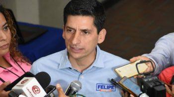 No soportan obras de Adrián la prueba de la lluvia: Felipe