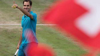 Federer cae ante Coric en Halle y cede el número uno a Nadal