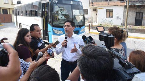 Propone Felipe policía especializada contra robos en unidades urbanas