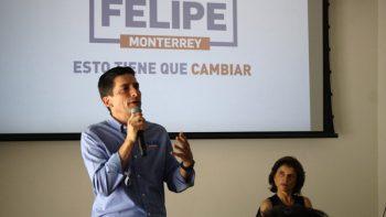 Ofrece Felipe Gobierno facilitador a Pymes