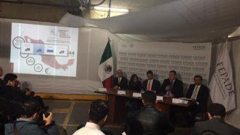 Presenta Fepade despliegue ministerial para jornada electoral