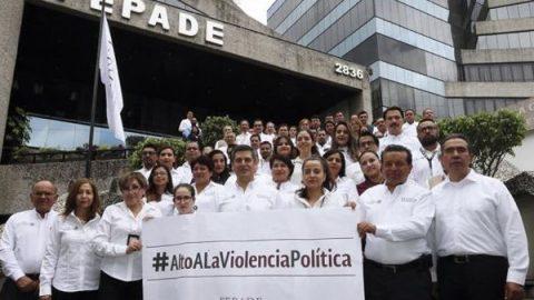 Apoya Fepade campaña contra violencia política de género