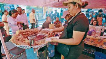 Garnachas y botanas inducen cáncer: UNAM
