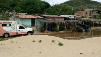 Huracán 'Bud' deja afectaciones en 8 comunidades de Michoacán