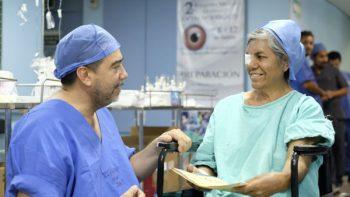 IMSS establece récord al operar a más 1,100 pacientes de cataratas