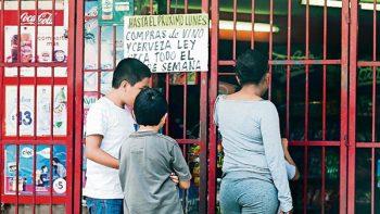 Por proceso electoral, ley seca en entidades