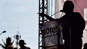 Morena denuncia por llamadas contra AMLO