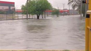 ¡Santo Dios! Otra vez llueve en Reynosa