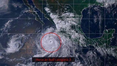 Conagua prevé tormentas en Nayarit, Jalisco, Michoacán y Colima