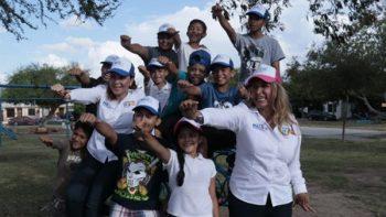 Familias de la Fuentes sección Lomas reiteran su apoyo a Maki