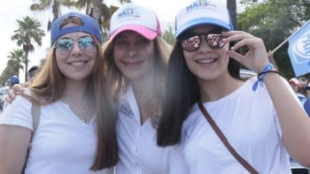 Maki fija el rumbo a favor de la juventud de Reynosa