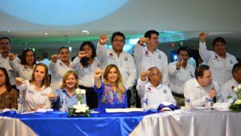 Trabajadores son la fuerza del progreso en Reynosa