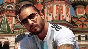 Maluma podría poner su nombre en calle de Rumania