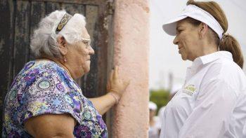 Son familias de Matamoros, proyecto de mi esposo: Blanca de de la Garza
