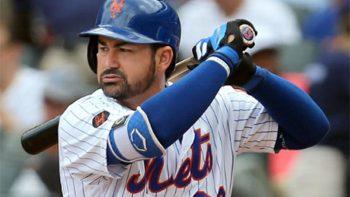 Los Mets ponen fin al contrato del mexicano Adrián González