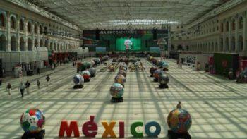 Una probadita de México huichol en Moscú