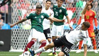 México hace historia: vence 1-0 a Alemania con gol de Lozano