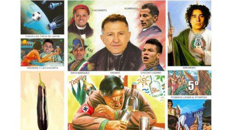 Victoria de México frente Alemania ya tiene monografía