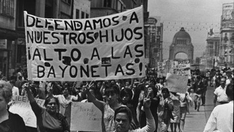 'Halconazo', el 'patito feo' de movimientos estudiantiles