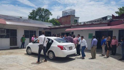 Representante del PRI muere en reunión de consejeros electorales