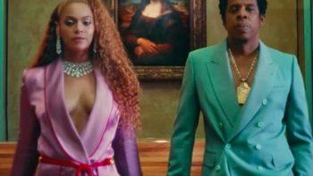 Louvre aprueba video musical Beyoncé y Jay Z con sus obras maestras