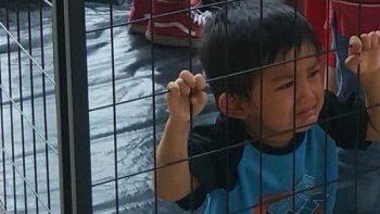 Crece presión contra la separación de niños