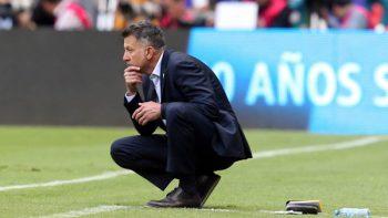 Juan Carlos Osorio dedica triunfo a detractores
