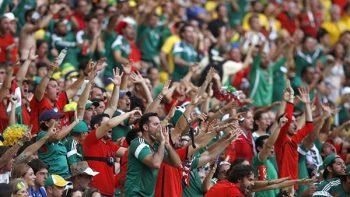 Por cada coreano, hay 10 mexicanos en Rusia