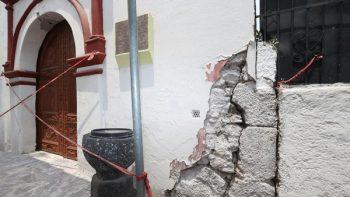 Las elecciones han parado la reconstrucción en Xochimilco