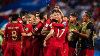 Portugal derrota a Marruecos con gol de Cristiano Ronaldo