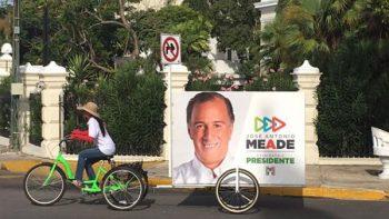 INE ordena bajar tres spots contra Meade